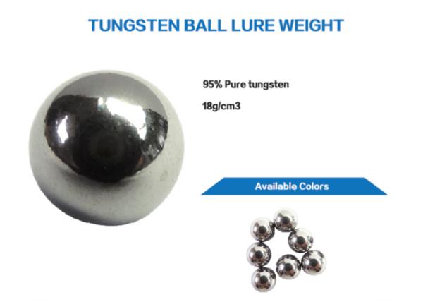 Tungsten Ball Lure Weight
