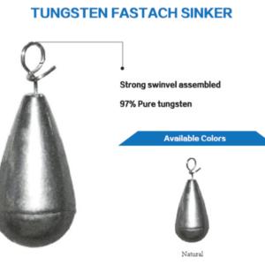 Tungsten Fastach Sinker