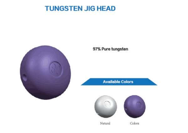Tungsten Jig Head
